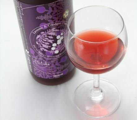女性向けに美容と癒しがテーマのアロマ梅酒
