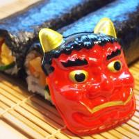 節分の恵方巻きが日本中に浸透