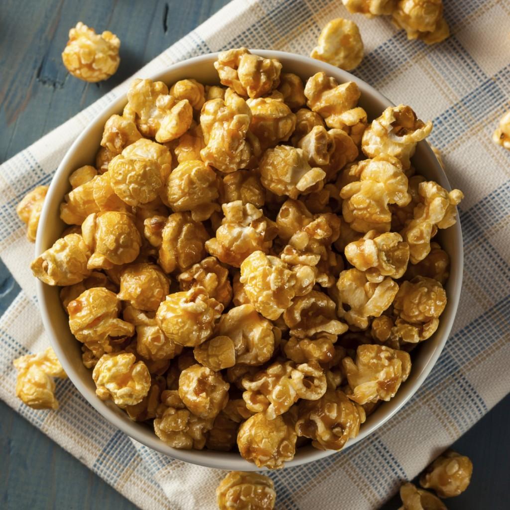 Butter Popcornの濃厚ソフトがうまい!
